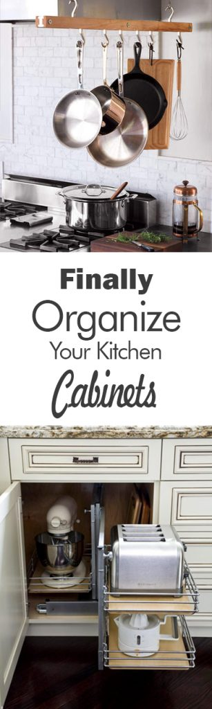 Finally Organize Your Kitchen Cabinets| Kitchen Cabinets, How to Organize Kitchen Cabinets, Organization, Home Organization, Home Organization Tips and Tricks, Cleaning, Home Cleaning Hacks, Clutter Free Kitchen, How to Get a Clutter Free Kitchen