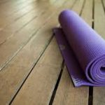 The Fast and Easy Way To Clean Your Yoga Mat  How to Clean Your Yoga Mat, Yoga Mat Cleaning, Fast Ways to Clean Your Yoga Mat, Cleaning, Cleaning Hacks, Cleaning Tips and Tricks, Cleaning 101