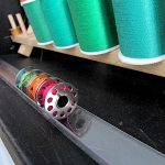 14 Incredible Ways to Organize Your Collection of Thread  How to Organize Your Thread, Craft Room Thread Organization, Organization 101, Craft Room Organization, How to Organize Your Craft Room, Popular Pin