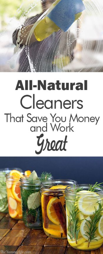 All-Natural Cleaners That Save You Money and Work Great - 101 Days of Organization| All Natural Cleaners, Homemade Cleaners, Cleaners, DIY Cleaners, Handmade Cleaners, All Natural Cleaning Recipes, DIY Cleaning, DIY Cleaning Hacks, Popular Pin