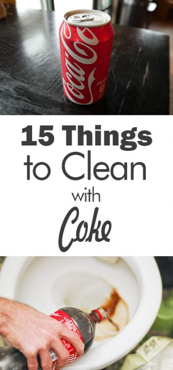 Things to Clean With Coke, Cleaning With Coke, Cleaning, Cleaning Tips and Tricks, Cleaning 101, Home Cleaning, Home Cleaning Hacks, Home Cleaning Tips and Tricks, Popular Pin