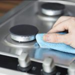 Cleaning Hacks, How to Clean Your Stove, Deep Clean Your Kitchen Stove, Kitchen Cleaning Hacks, Cleaning Tips and Tricks, Kitchen Cleaning, Popular Pin
