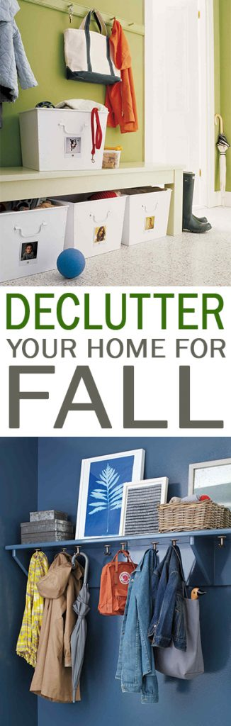Declutter Your Home for Fall| Declutter and Organize, Declutter and Organize Your Home, Decluttering Ideas for Fall, Decluttering Tips and Tricks, Decluttering Challenge, Declutter Your Home for Fall, Popular Pin