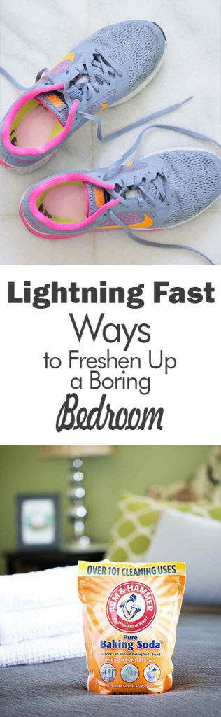 Lightning Fast Ways to Freshen Up a Boring Bedroom - 101 Days of Organization| Freshen Up A Bedroom, Bedroom Hacks, Bedroom, Bathroom Organization, Bathroom Organization Hacks, How to Clean Up a Boring Bedroom, Declutter Your Bedroom, Popular Pin #Declutter #DeclutterYourHome #CleanYourBedroom