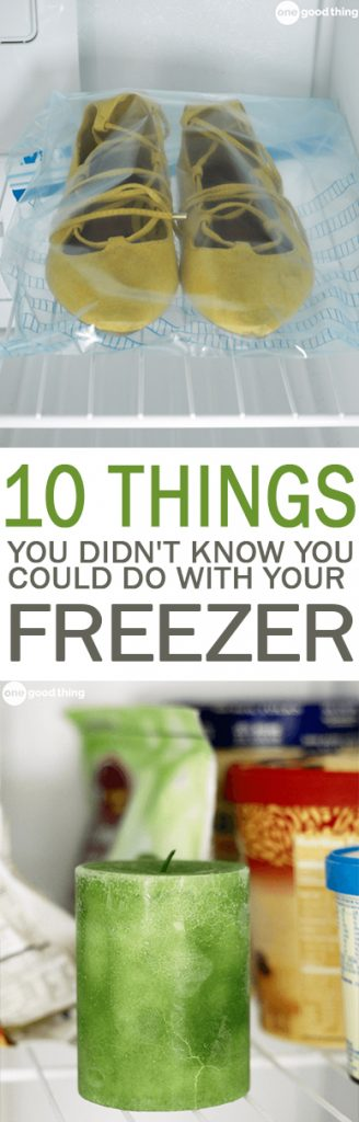 10 Things You Didn't Know You Could Do With Your Freezer - 101 Days of Organization| Freezer Organization, Organization, DIY Organization, Organization Hacks, Freezer Hacks, Freezer Tips #Organization #OrganizationHacks