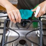 How to Clean Tough Grease Off of Appliances| Cleaning, Cleaning Tips and Tricks, Home Cleaning Tips and Tricks, Kitchen Cleaning, Appliance Cleaning Tips and Tricks, Home Cleaning Tips #HomeCleaning #KitchenCleaning #KitchenCleaningTips