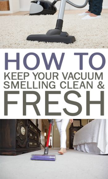 How to keep your vacuum smelling clean fresh 101 days - How to keep a bathroom smelling fresh ...