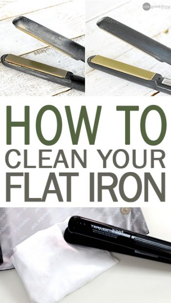 How to Clean Your Flat Iron| Cleaning, Cleaning Tips, How to Clean Your Flat Iron, Clean Your Flat Iron, Cleaning Hacks, Cleaning 101, Cleaning Tips, Cleaning Tricks, Popular Pin #Cleaning #CleaningTips