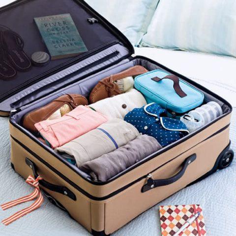 Packing Hacks for Easier Travel - 101 Days of Organization| Packing Hacks, Packing Hacks for Quick Travel, Traveling Hacks, Easy Traveling Hacks, Simple Travel, How to Pack for Travel #Travel #PackingHacks