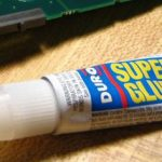 How to Clean Super Glue Without a Huge Mess - 101 Days of Organization| Cleaning, Cleaning Hacks, Cleaning Tips, Super Glue, Super Glue Removal #SuperGlueRemoval #CleaningHacks #CleaningTips