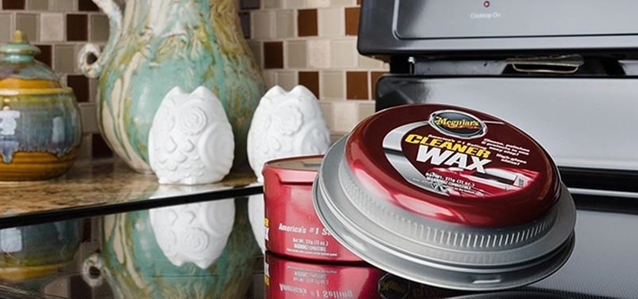 how to use car wax throughout your home 101 days of organization. Black Bedroom Furniture Sets. Home Design Ideas