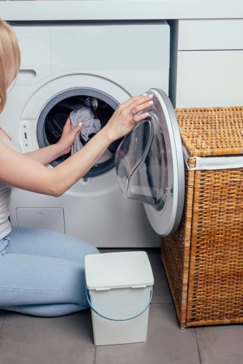 Save Old Dryer Sheets