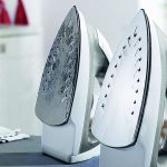 Cleaning Your Clogged Steam Iron - 101 Days of Organization  Cleaning Hacks, Cleaning TIps, Cleaning, Clean Iron How to , Clean Iron Plate How to, Clogged Iron, Clean Home, Clean Home Hacks, Life Hacks #CleanIronPlate #CleaningHacks #CleaningTIps #Cleaning