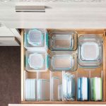 How to Organize and Store Food Containers - 101 Days of Organization| Kitchen Organization, Kitchen Organization Ideas, Kitchen Organization DIY, Organization Ideas for the Home
