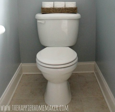 How to Keep the Toilet Area Free of Urine Stains & Smells - 101 Days of Organization| Bathroom Cleaning, Bathroom Cleaning Ideas, Cleaning Ideas, Home Cleaning Ideas, Bathroom Ideas, Cleaning, Cleaning Tips