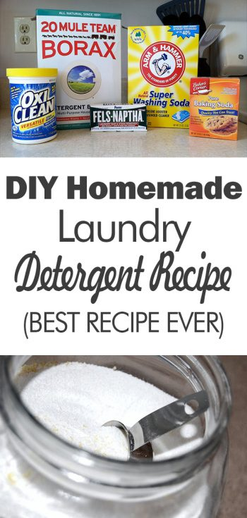 DIY Homemade Laundry Detergent {Best Recipe Ever!}, Homemade Cleaning Products, Homemade Cleaners, Laundry Detergent Homemade, Laundry Detergent, DIY