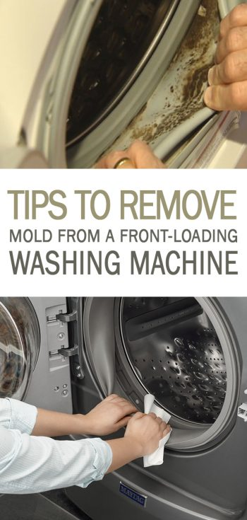 Tips to Remove Mold from A Front-Loading Washing Machine, Front Load Washer Cleaning, Cleaning Washing Machine, Cleaning Washing Machine Front Loader, Removing Mold Washing Machine, Cleaning Tips