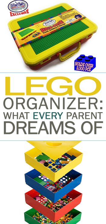 Lego Organizer: What EVERY Parent Dreams Of | Lego Organizer | How to Organize Legos | Organize Your Legos | Organize | Toys