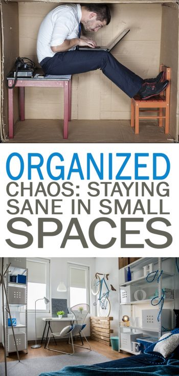 Organized Chaos | Stay Sane in the Midst of Chaos | How to Organize Chaos | Get Organized | Organization