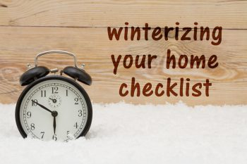 Home Repairs | Home Repair Ideas | Winterize Your Home | How to Winterize Your Home | Home Repairs for Winter | Home Repairs to do for Winter