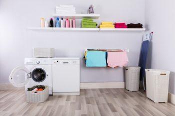 Organization | Organized Laundry Room | Laundry Room | Home Design | Home Decor