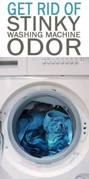 Stinky Washing Machine Odor | cleaning hacks | washing machine | stinky washing machine | how to