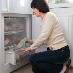 Store Plastic Wrap in your Freezer
