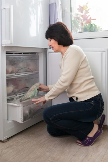 in your freezer | storage | life tips | life hacks | plastic wrap | why you should store plastic wrap in the freezer