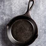Clean Cast Iron Without Water