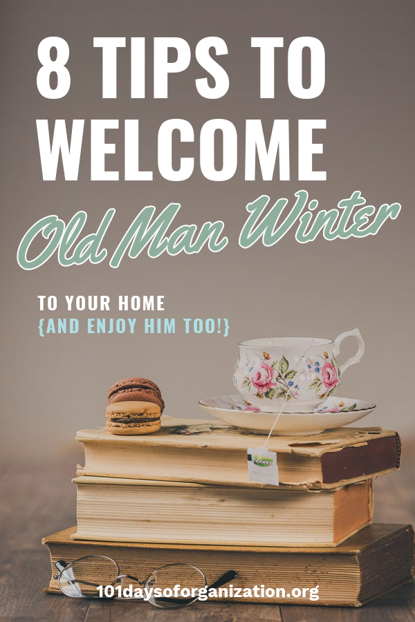 Welcome Old Man Winter To Your Home | welcome winter to your home | winter | winter tips | how to enjoy winter