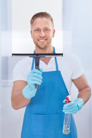 When it's time to clean the windows, do you grab the nearest bottle of blue window cleaner? For streak-free window cleaning solutions, try using rubbing alcohol. You'll love the results!