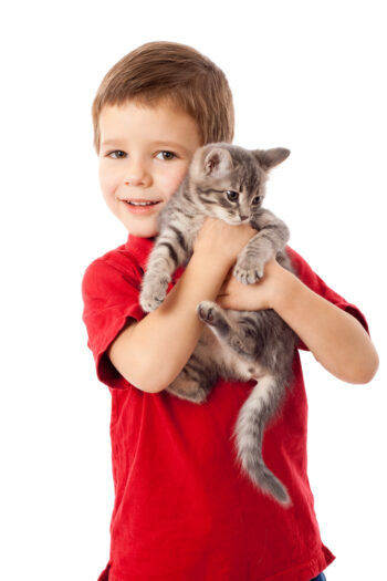 Choosing a pet is a family affair, so cleaning up after it should be too. Don't feel like you have to take all the responsibility for taking care of your pet—get your kids involved too!  Here's how to keep a house clean with pets so you aren't overwhelmed by your new pet's messes.