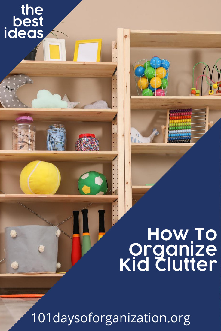 Kid clutter can be a nightmare. If you are a parent, you know exactly what I mean. How many times have you stepped on Legos, or tripped over some toy? I've even said some choice words a time or two. But, I have figured it out. Keep reading if you want to know how to organize kid clutter. This has been such a game changer!! #kidclutter #organizationideas #organizationtips #101daysoforganizatonblog