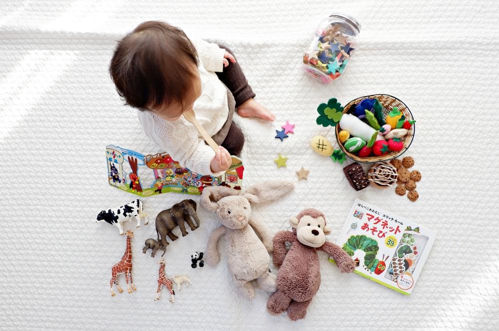 Nursery for baby