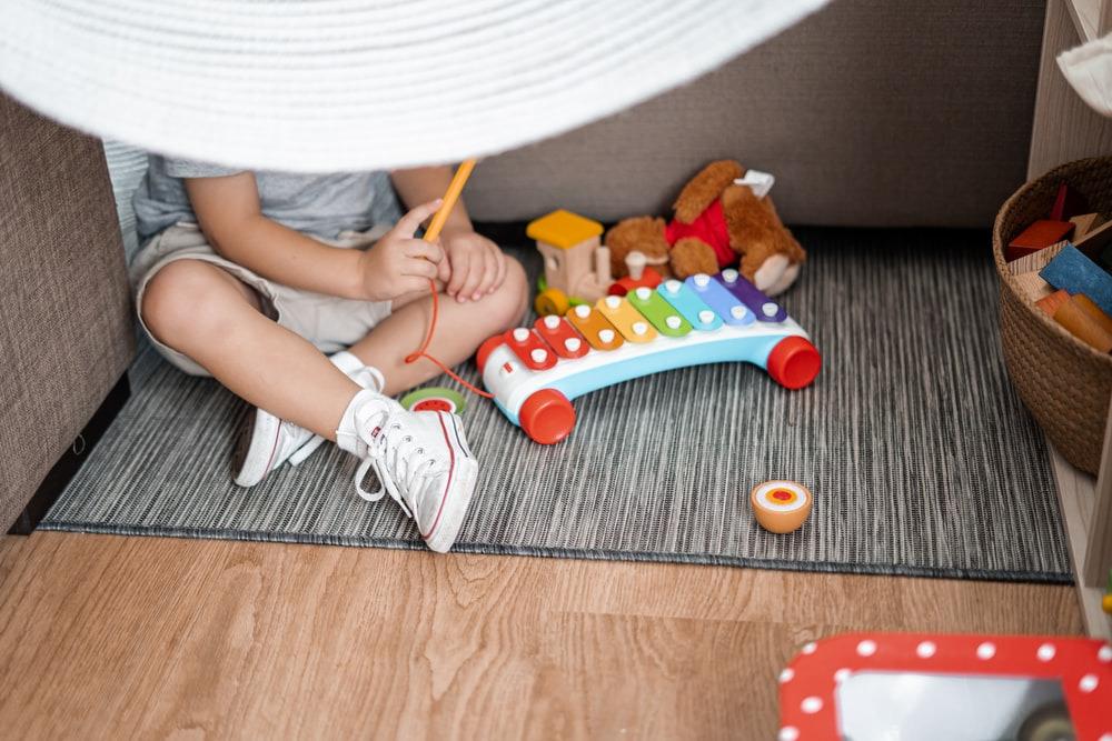 Baby nursery organization