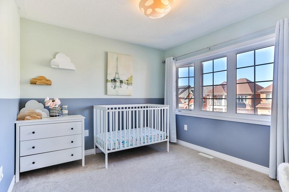 Organize your baby's nursery
