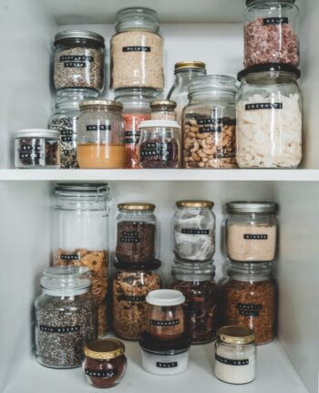 Organizing the pantry - Home Organization Products