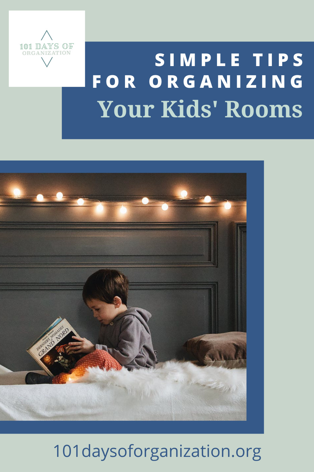101daysoforganization.org has all the best ideas for cleaning up the sticky messes in your life! Find easy ways to get your home more organized than ever before! Get started with these super easy kid bedroom organization ideas!