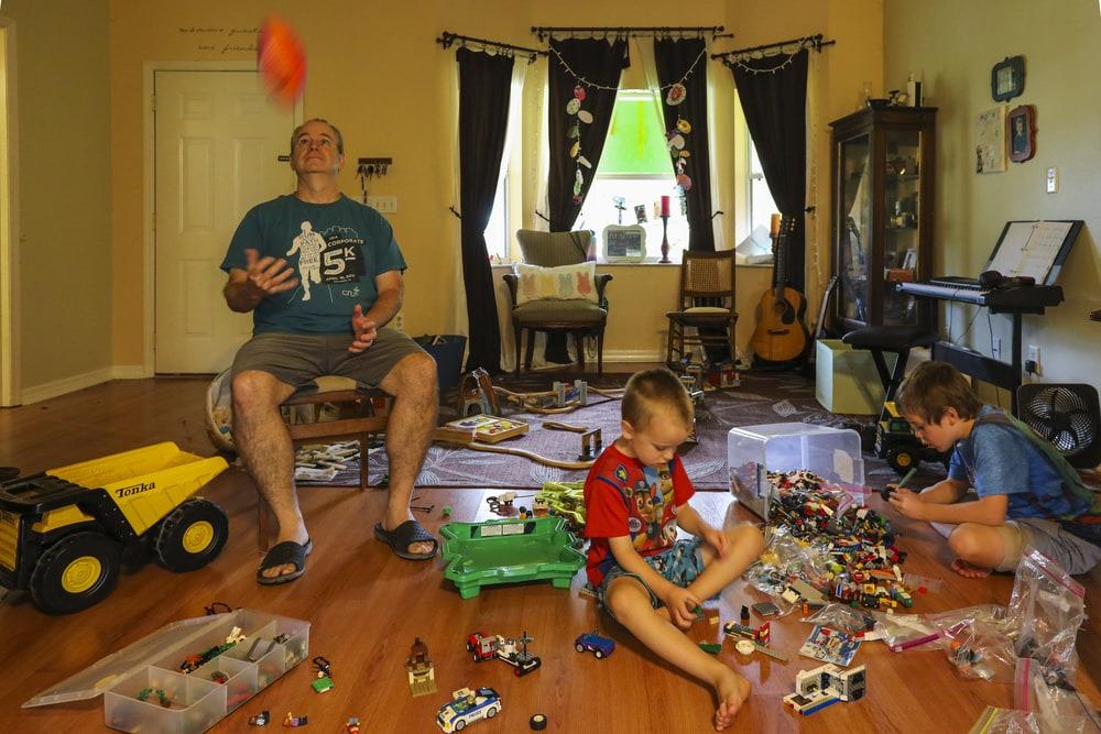 Toy organization – Kids' Room Organization