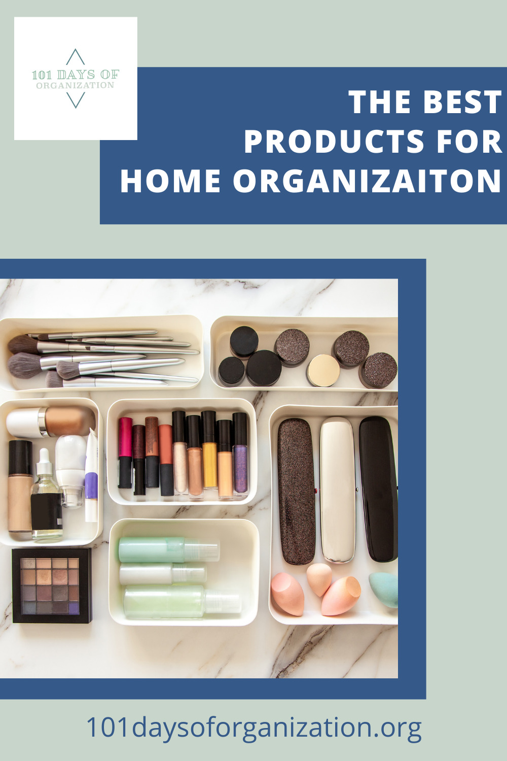 101daysoforganization.org is all about living a clean, clutter-free life! Find the best solutions for making your life less chaotic. One of the best ways to live a clean life is by Having the right tools! Try out these amazing organization products today!