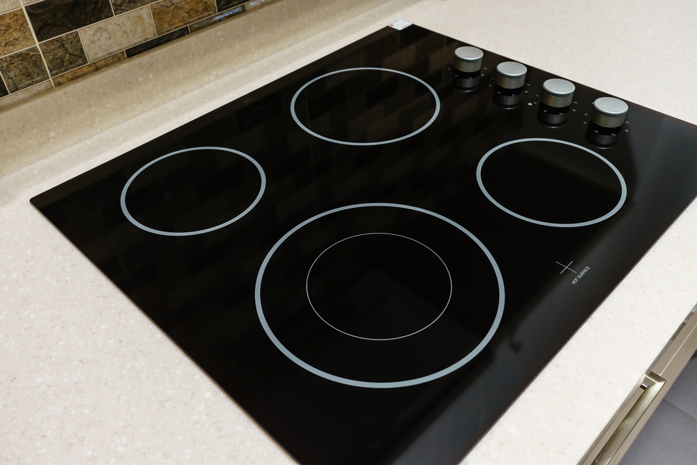 kitchen cleaner – how to clean a glass top stove