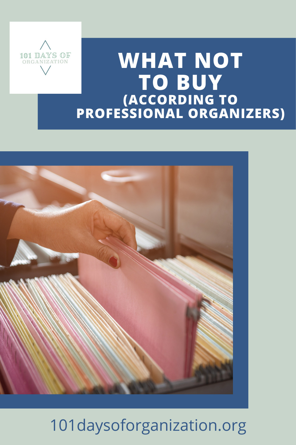 Things Professional Organizers Never Buy